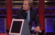 Jeff Daniels twerke sur le nez d'Usher chez Jimmy Fallon