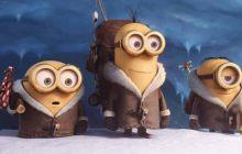Les Minions vous souhaitent un joyeux Noël en chanson