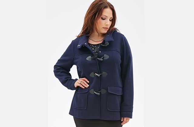 Les manteaux — La sélection «Grandes Tailles »