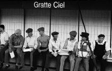 Le métro lyonnais se décline avec humour dans une série de photos