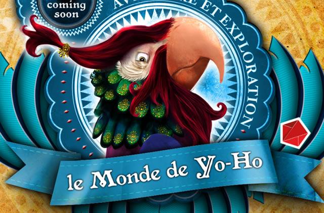 Le Monde de Yo-Ho, un jeu de société novateur qui utilise les smartphones en guise de pions