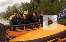 Tronçonneuse, Oziris et autres joyeusetés : le team building au parc Astérix en vidéo