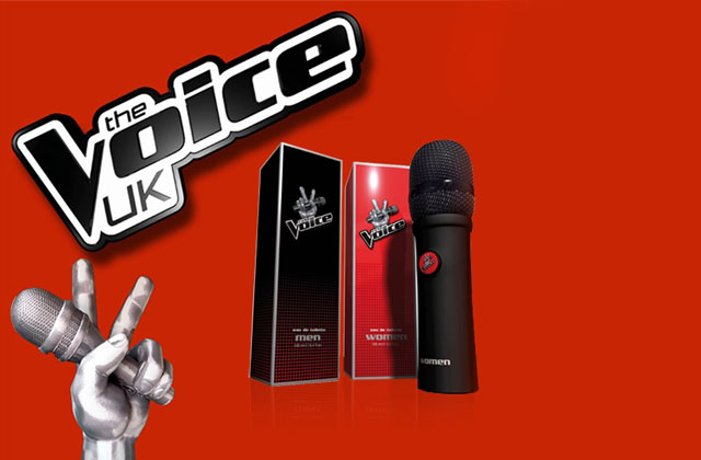 Le parfum The Voice – WTF Beauté