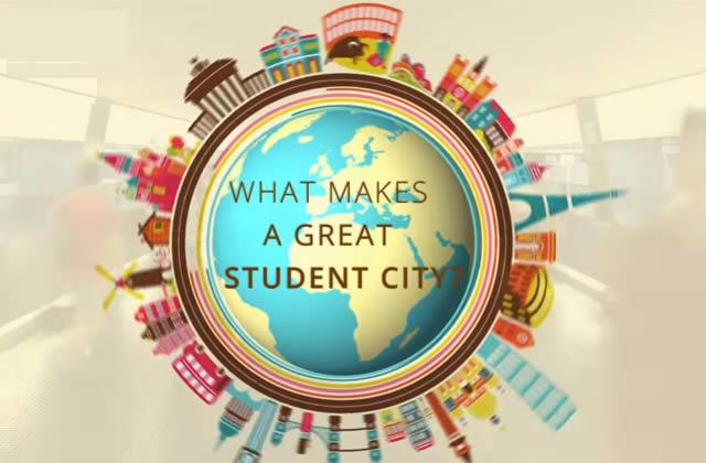 Paris est-elle la meilleure ville étudiante au monde ?
