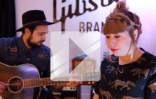Part Time Friends joue « Art Counter» en acoustique guitare-voix