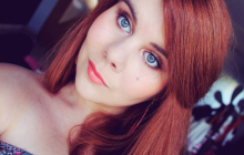 Pauline, blogueuse (Strange Red Haired) — Bla-bla Beauté