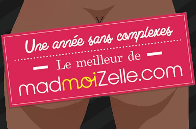 Le livre madmoiZelle 2014 est dispo chez votre libraire !