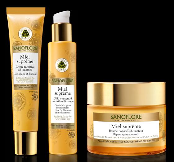 sanoflore-miel-supreme-produits