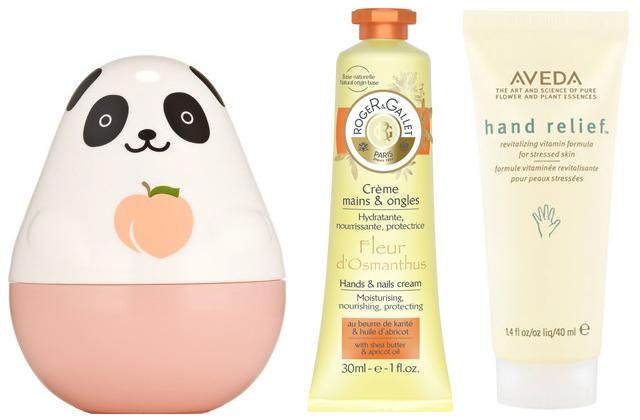 Sélection shopping beauté — Spéciale crèmes pour les mains !