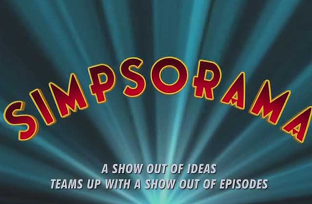 Les Simpson et Futurama réunis dans un couch gag