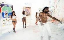 Snoop Dogg sort des chaussettes inspirées de ses oeuvres d'art — WTF mode
