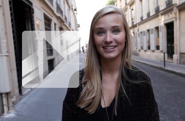 Street Style — Gabrielle, de Liège