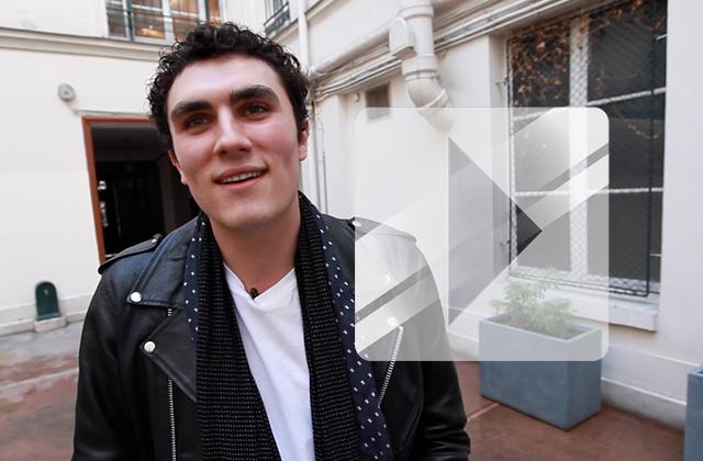 Street Style — Matthieu, étudiant en mode et twerkeur semi-professionnel