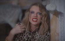 Taylor Swift pète une durite dans son nouveau clip pour «Blank Space »