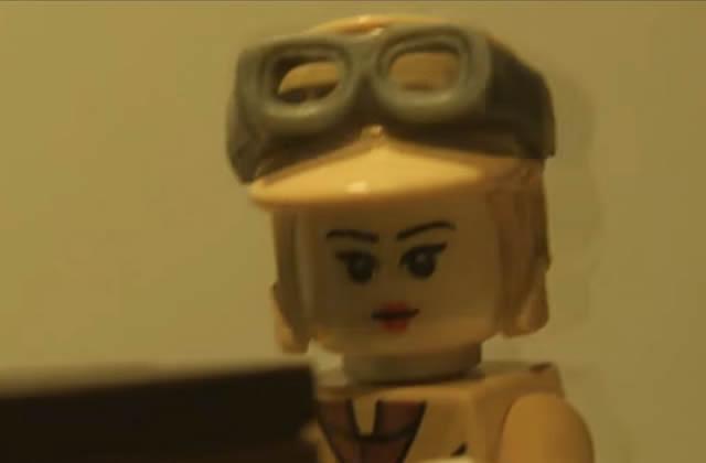 Le teaser de Star Wars : Episode VII en Lego