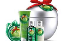 The Body Shop présente sa collection de Noël 2014