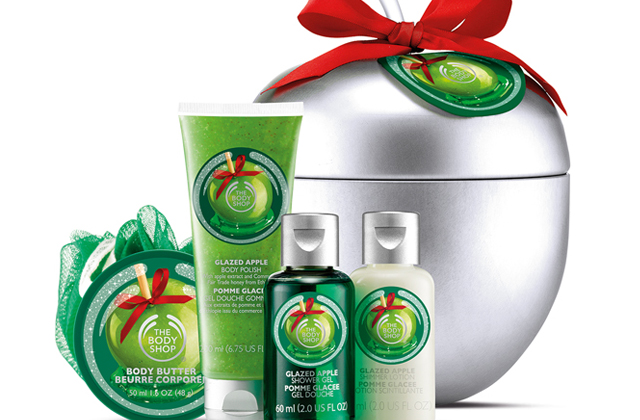 The Body Shop présente sa collection de Noël 2014