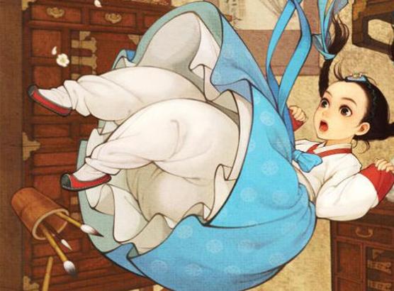 Les contes de fées revisités par une illustratrice coréenne