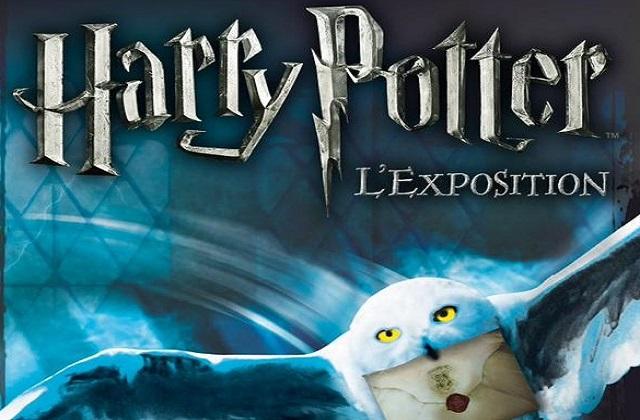 L'expo Harry Potter débarque à la Cité du Cinéma le 4 avril 2015