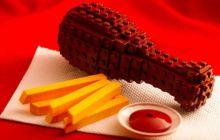 «Foodcember » transforme des LEGO en repas de Noël