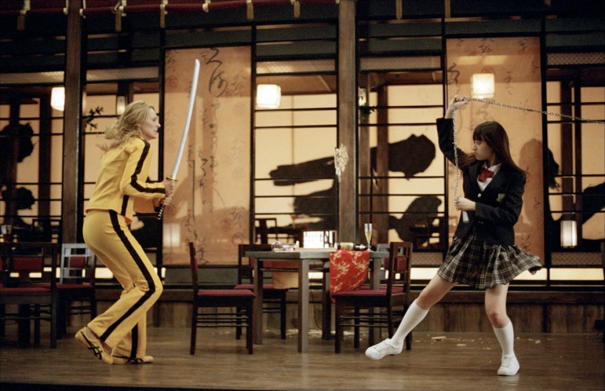 Kill Bill 1 extrait.2