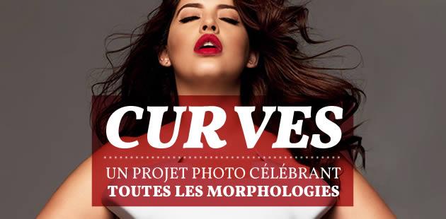 CURVES, un projet photo célébrant toutes les morphologies