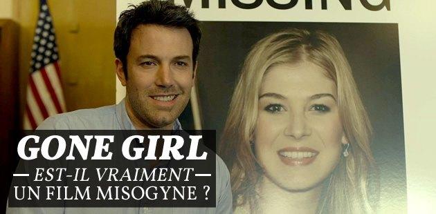 «Gone Girl » est-il vraiment un film misogyne ?