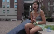 Emma Sulkowicz, son matelas et son violeur présumé devant le tribunal médiatique