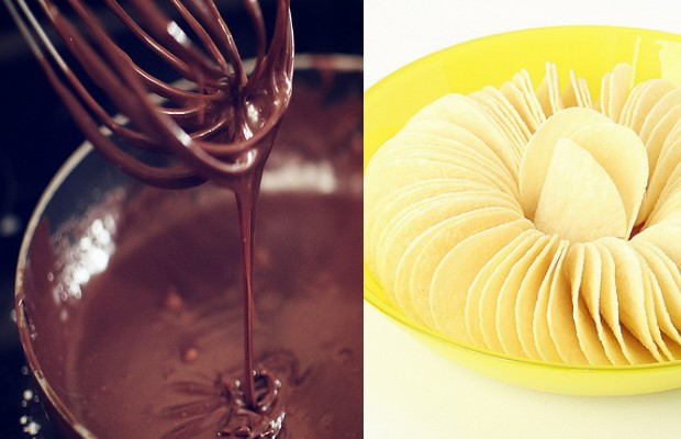 chips chocolat