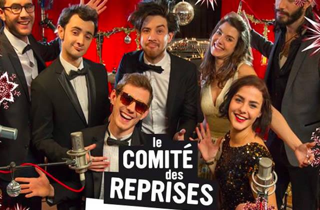 Le Comité des Reprises chante Noël avec des reu-stas de l'Internet