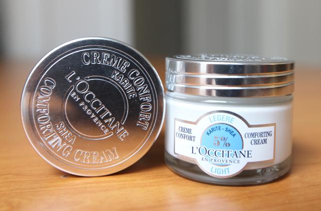 Crème Confort Légère Karité de L'Occitane : le test !