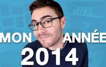 Cyprien 2014 : le récap' de son année en vidéo !