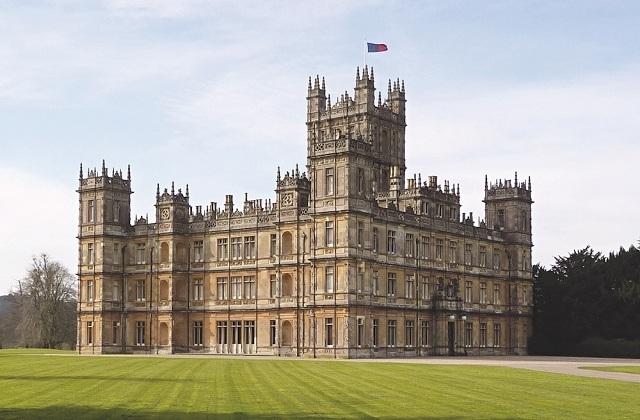 Downton Abbey devient un hôtel en février 2015 !