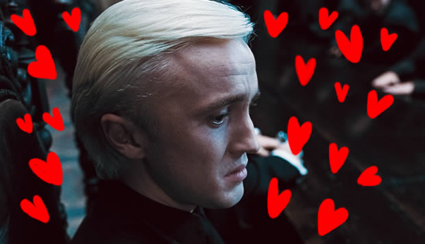 drago malefoy amour