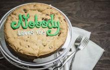 Les gâteaux jolis mais insultants de la Bold Bakery