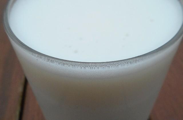 Recette (vegan !) du lait d'amandes maison
