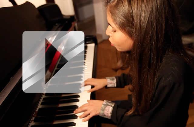 Laurie Darmon chante « Rupture » en piano-voix
