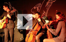 Marc Morvan & Ben Jarry chantent «The play within the play » en acoustique