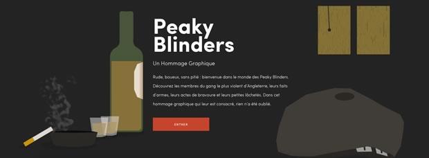 Peaky Blinders sur ARTE