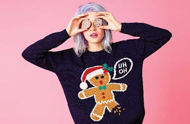 Primark imagine des pulls de Noël en faveur de Make-A-Wish