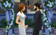 Le mariage de Kendji et Léa — La rédac en Sims
