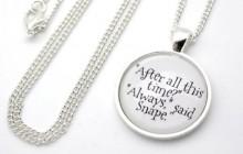 Sélection de cadeaux à thème Severus Rogue, pour faire le deuil d'Alan Rickman