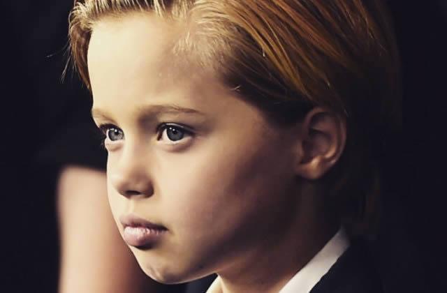 Shiloh Jolie-Pitt veut s'appeler John… et ses parents le respectent