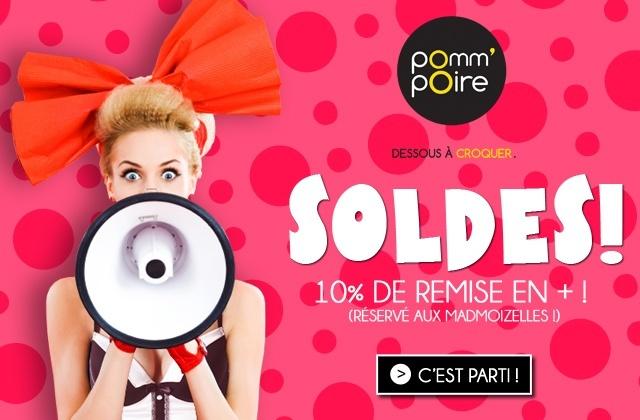Pomm'Poire offre 10% de réduction en plus aux lectrices de madmoiZelle !
