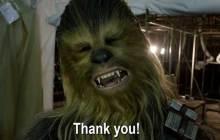 Star Wars VII : The Force Awakens — J.J Abrams et toute l'équipe du film remercient leurs fans