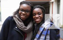 Street Style entre soeurs avec Cindy et Clara