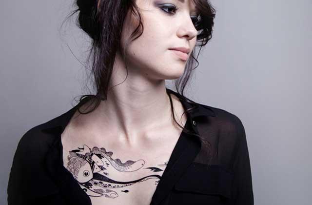 Les tatouages et bijoux éphémères, une jolie idée pour décorer ton corps