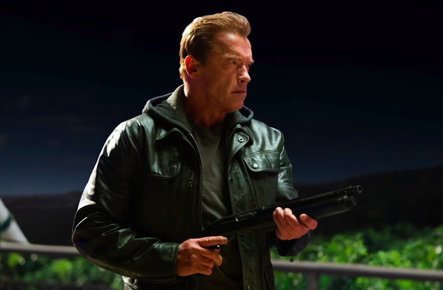 Terminator Genisys a son premier trailer