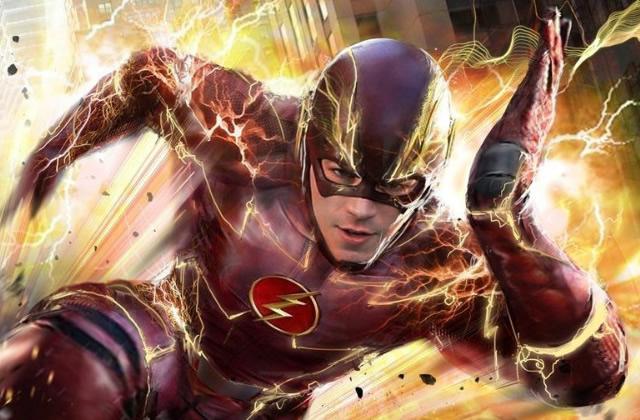 « The Flash », une nouvelle série de super-héros résolument optimiste