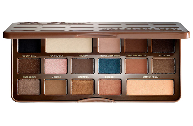 Too Faced sort une nouvelle palette Chocolate Bar !